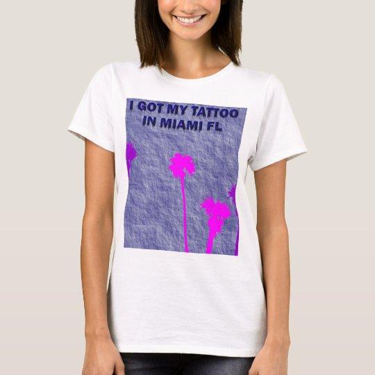 MIAMI TATTOO T-Shirt