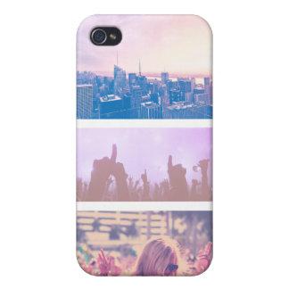 MIAMI ULTRA HEAT by Gneric Clubwear iPhone 4/4S Case