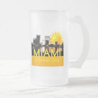 MIAMI una gran taza de la ciudad