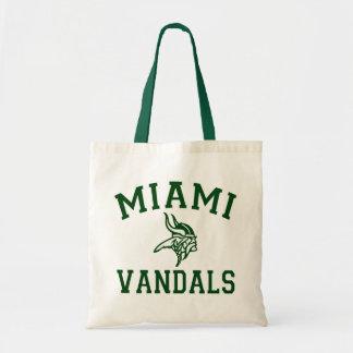 Miami Vandals Tote Bag