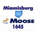 Miamisburg Moose Postcards
