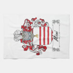 Miani Family Crest Towels