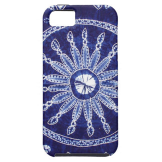 Miao Indigo Tie-Dye #4 iPhone SE/5/5s Case
