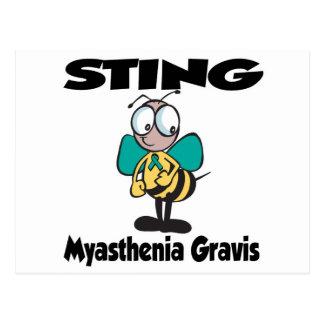 Miastenia Gravis de STING Postal