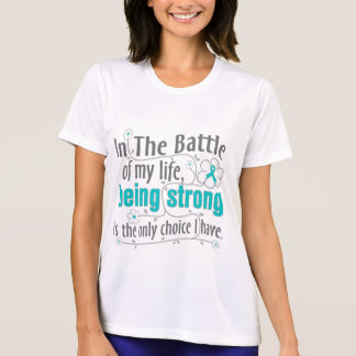 Miastenia Gravis en la batalla Camiseta