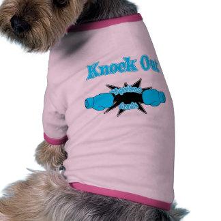 Miastenia Gravis Camisetas De Perrito