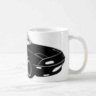 Miata Classic White Coffee Mug