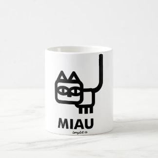 MIAU COFFEE MUG