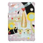 Miau Kawaii del gato lindo iPad Mini Cárcasa