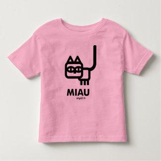 Miau Toddler T-shirt