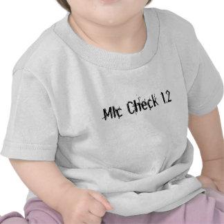 MIc Check 1,2 Tee Shirts