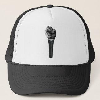Mic Check Trucker Hat