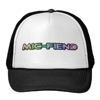 Mic-Fiend Hip Hop Hat