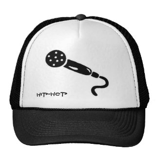 mic, Hip-Hop Trucker Hat