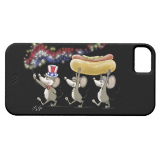 Mic, Mac And Moe's 4th Of July Night iphone6 Case