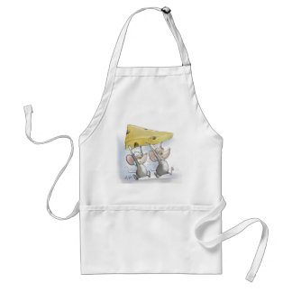 Mic & Mac Bringing In The Cheese Apron