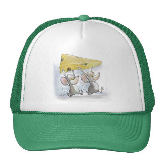 Mic & Mac Bringing In The Cheese  Hat