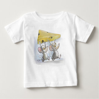 Mic & Mac Bringing In The Cheese Infant T-Shirt