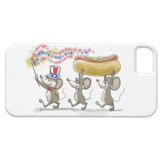 Mic, Mac & Moe's Happy 4th of July iPhone6 Case