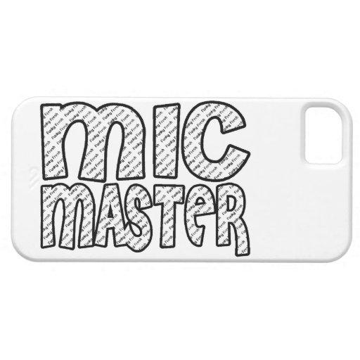 Mic Master Funky Fresh Blackberry Case