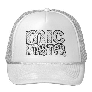 Mic Master Funky Fresh Trucker Hat
