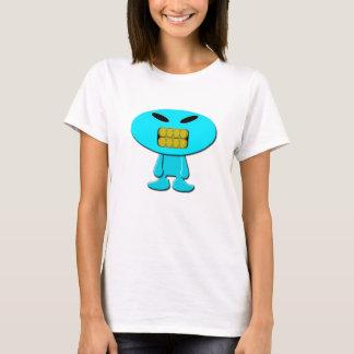 mic money (sky BLue) T-Shirt