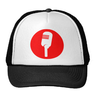 Mic Night Trucker Hat