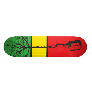 """MIC ROOTS"" SKATEBOARDS"