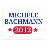 Micaela Bachmann 2012 Postal