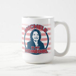 Micaela Bachmann es mi taza del Homegirl (la edici