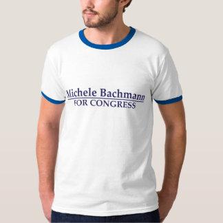 Micaela Bachmann para el congreso Playera