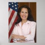 Micaela Bachmann para el presidente 2012 engranaje Posters