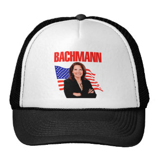 Micaela Bachmann para el presidente 2012 Gorro