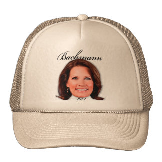 Micaela Bachmann para el presidente. 2012. Gorra