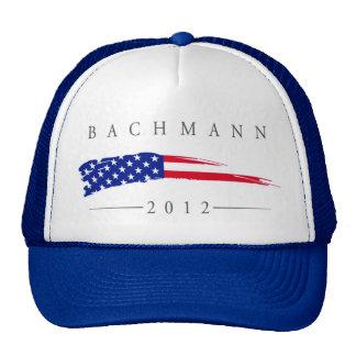 Micaela Bachmann para el presidente 2012 Gorras