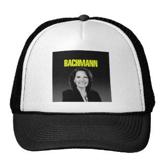 Micaela Bachmann para el presidente 2012 Gorro De Camionero