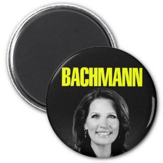Micaela Bachmann para el presidente 2012 Imán Redondo 5 Cm