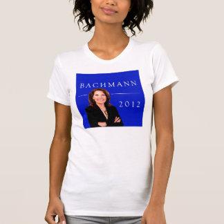 Micaela Bachmann para el presidente 2012 Camisetas