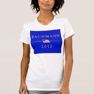 Micaela Bachmann para el presidente 2012 Playeras