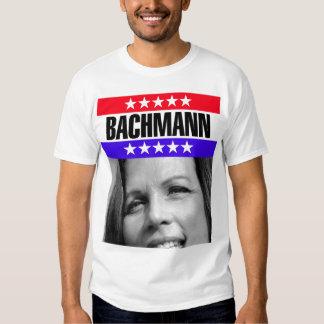 Micaela Bachmann para el presidente 2012 Remeras