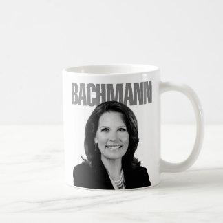 Micaela Bachmann para el presidente 2012 Taza De Café