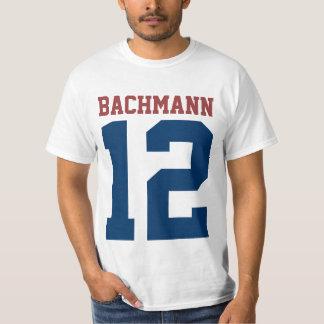 Micaela Bachmann para el presidente en 2012 Camisas