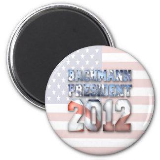 Micaela Bachmann para el presidente en 2012 Imán Redondo 5 Cm