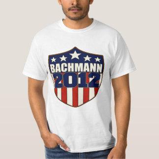 Micaela Bachmann para el presidente en 2012 Playeras