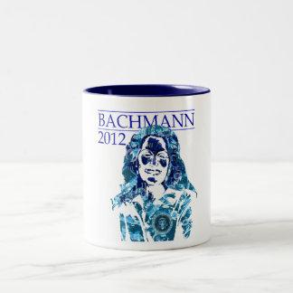 Micaela Bachmann para el presidente Taza