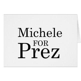 MICAELA PARA PREZ FELICITACIONES