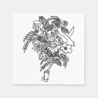 Micah 2015 servilletas de papel