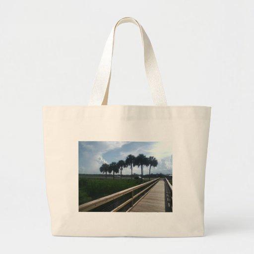 Micanopy  paynes prairie canvas bags