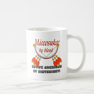 Miccosukee Classic White Coffee Mug
