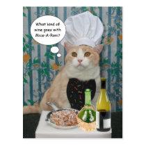 Mice-A-Roni Postcard